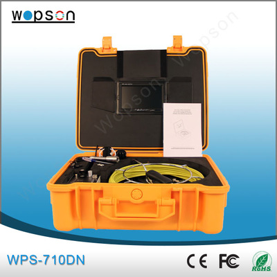 Pipeine Video inspection camera